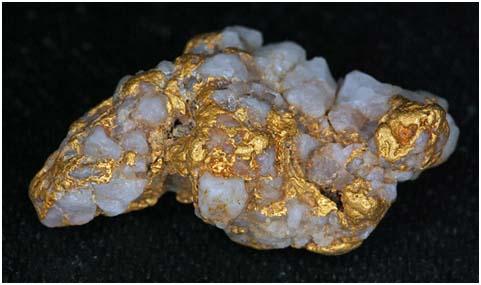 3.7g Gold Specimen found near Brisbane