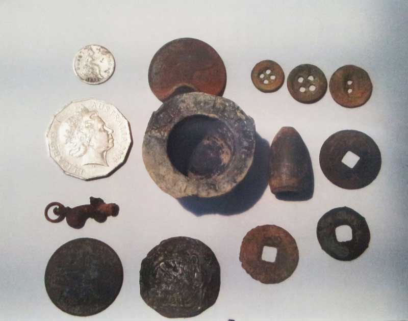 Minelab GPX 5000 Treasure Finds