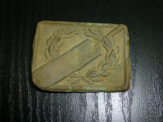 Cricket Belt Buckle