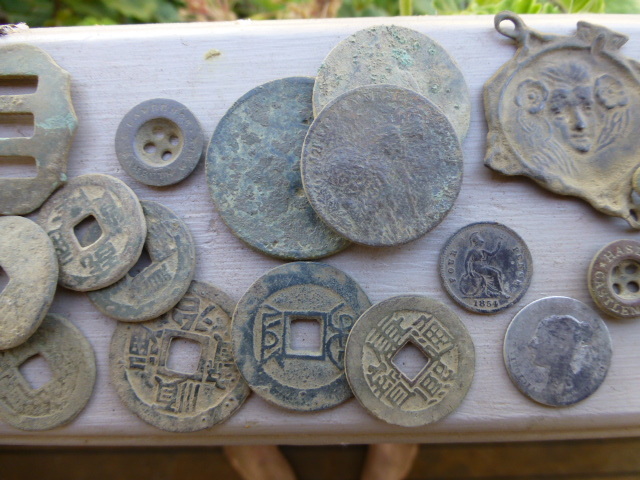 Treasure Finds with the CTX 3030