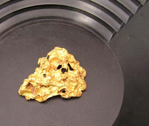 6.3oz Gold Nugget