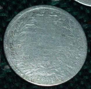 1838 Shilling found with Minelab E-TRAC