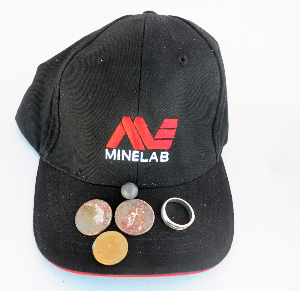 Go Minelabing Day Finds