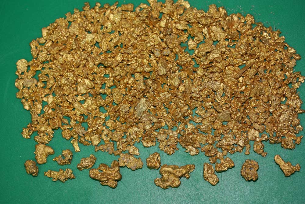 WA Gold - Almost 1000 Gold Nuggets